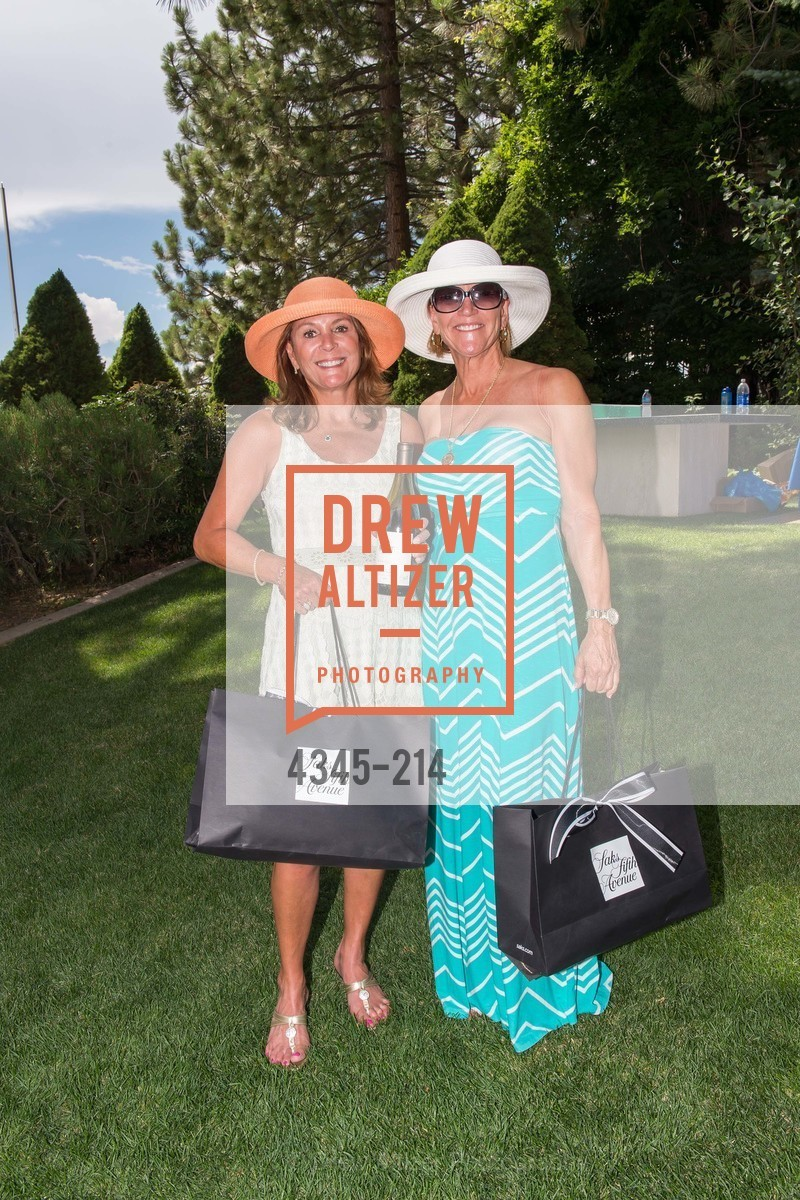 Julie Wente, Lisa Lagorio, Saks Fifth Avenue and The League to Save Lake Tahoe Present Fashion on the Lake, Private Residence, August 1st, 2015,Drew Altizer, Drew Altizer Photography, full-service agency, private events, San Francisco photographer, photographer california
