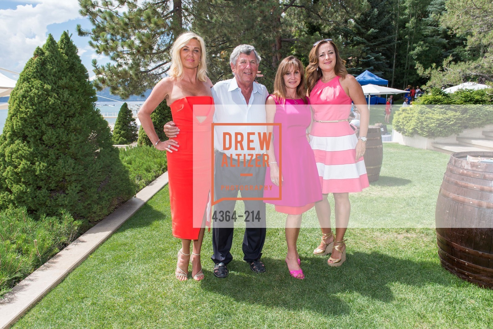 Angela Karp, Kern Schumacher, Maria Urso, Veronica Salinas, Saks Fifth Avenue and The League to Save Lake Tahoe Present Fashion on the Lake, Private Residence, August 1st, 2015,Drew Altizer, Drew Altizer Photography, full-service agency, private events, San Francisco photographer, photographer california
