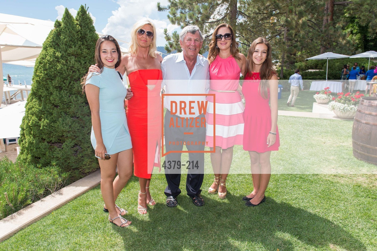 Veronica Gonzalez, Angela Karp, Kern Schumacher, Veronica Salinas, Raquel Gonzalez, Saks Fifth Avenue and The League to Save Lake Tahoe Present Fashion on the Lake, Private Residence, August 1st, 2015,Drew Altizer, Drew Altizer Photography, full-service agency, private events, San Francisco photographer, photographer california