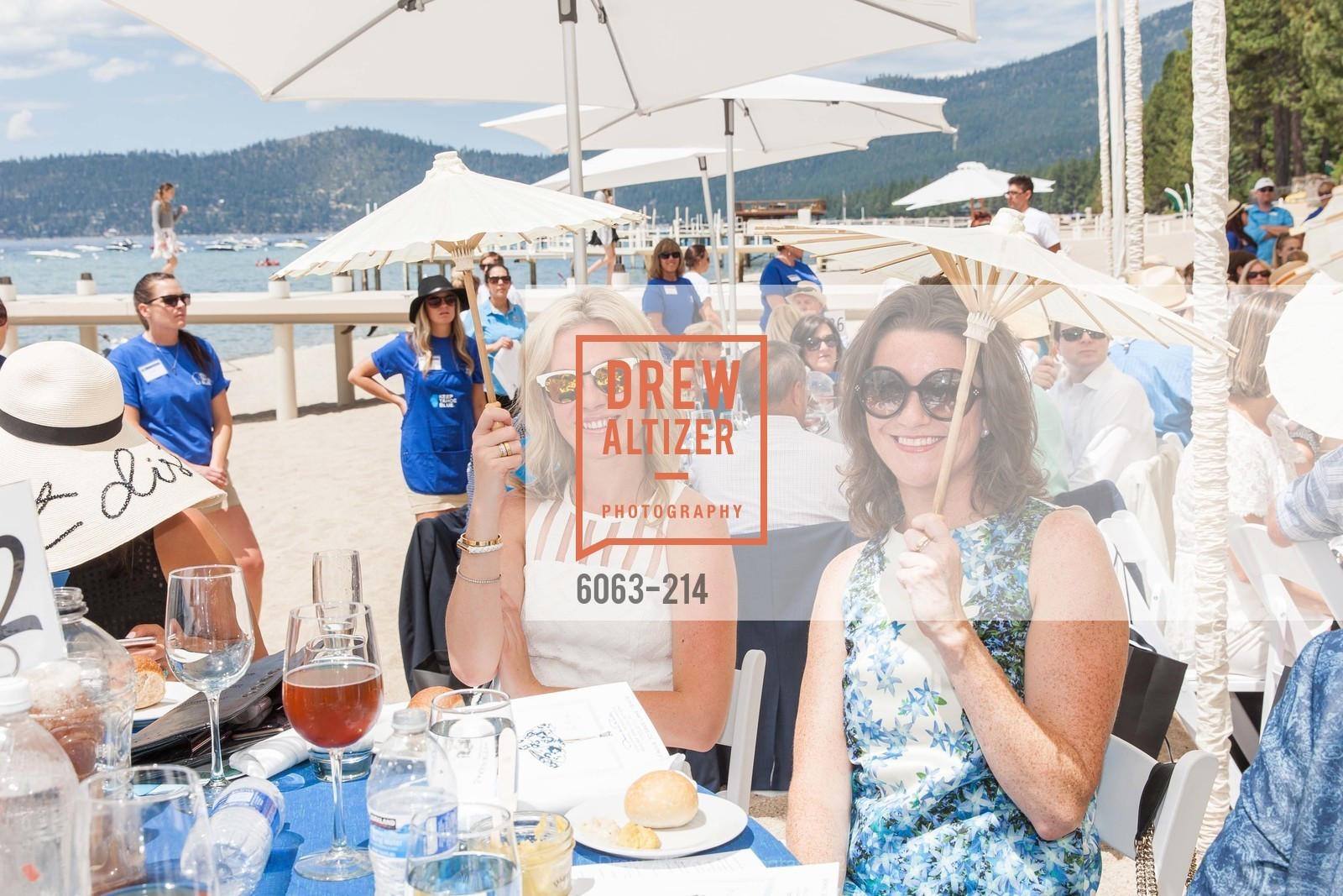 Colby Hallen, Kirsten Strobel, Saks Fifth Avenue and The League to Save Lake Tahoe Present Fashion on the Lake, Private Residence, August 1st, 2015,Drew Altizer, Drew Altizer Photography, full-service agency, private events, San Francisco photographer, photographer california