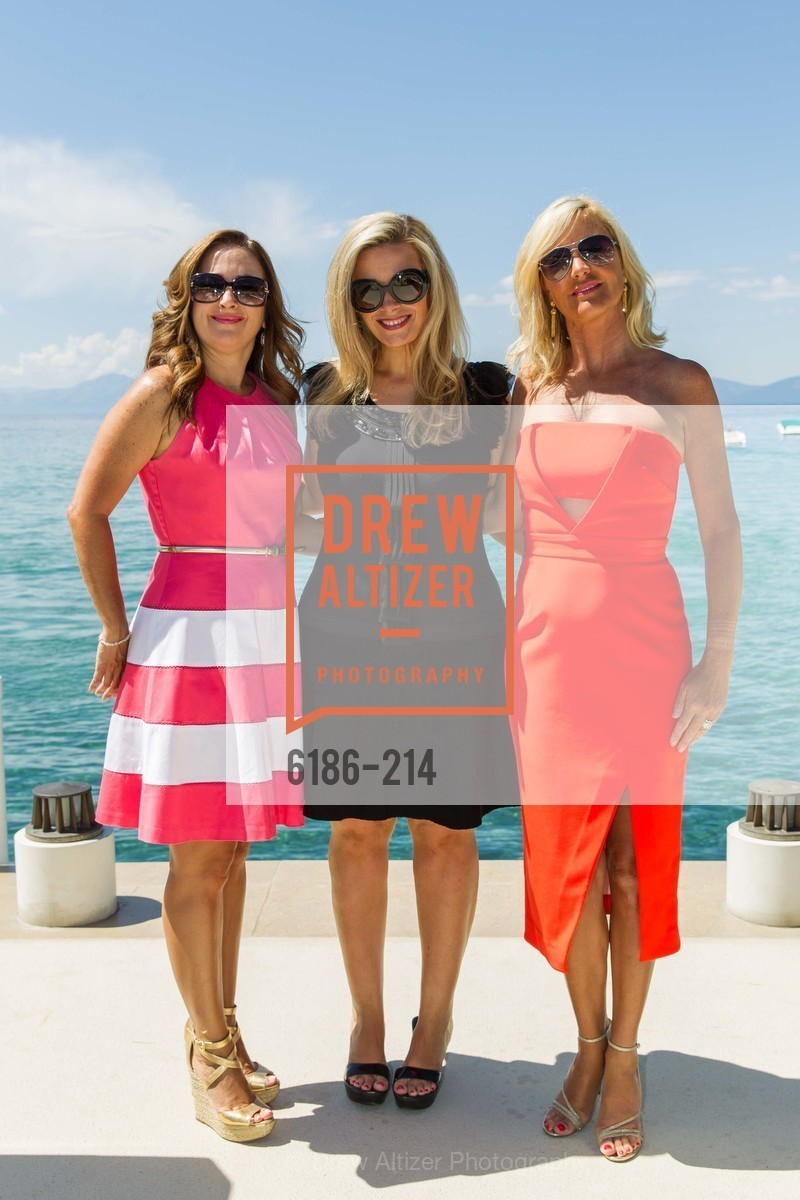 Veronica Salinas, Jaimee Rose, Angela Karp, Saks Fifth Avenue and The League to Save Lake Tahoe Present Fashion on the Lake, Private Residence, August 1st, 2015,Drew Altizer, Drew Altizer Photography, full-service agency, private events, San Francisco photographer, photographer california