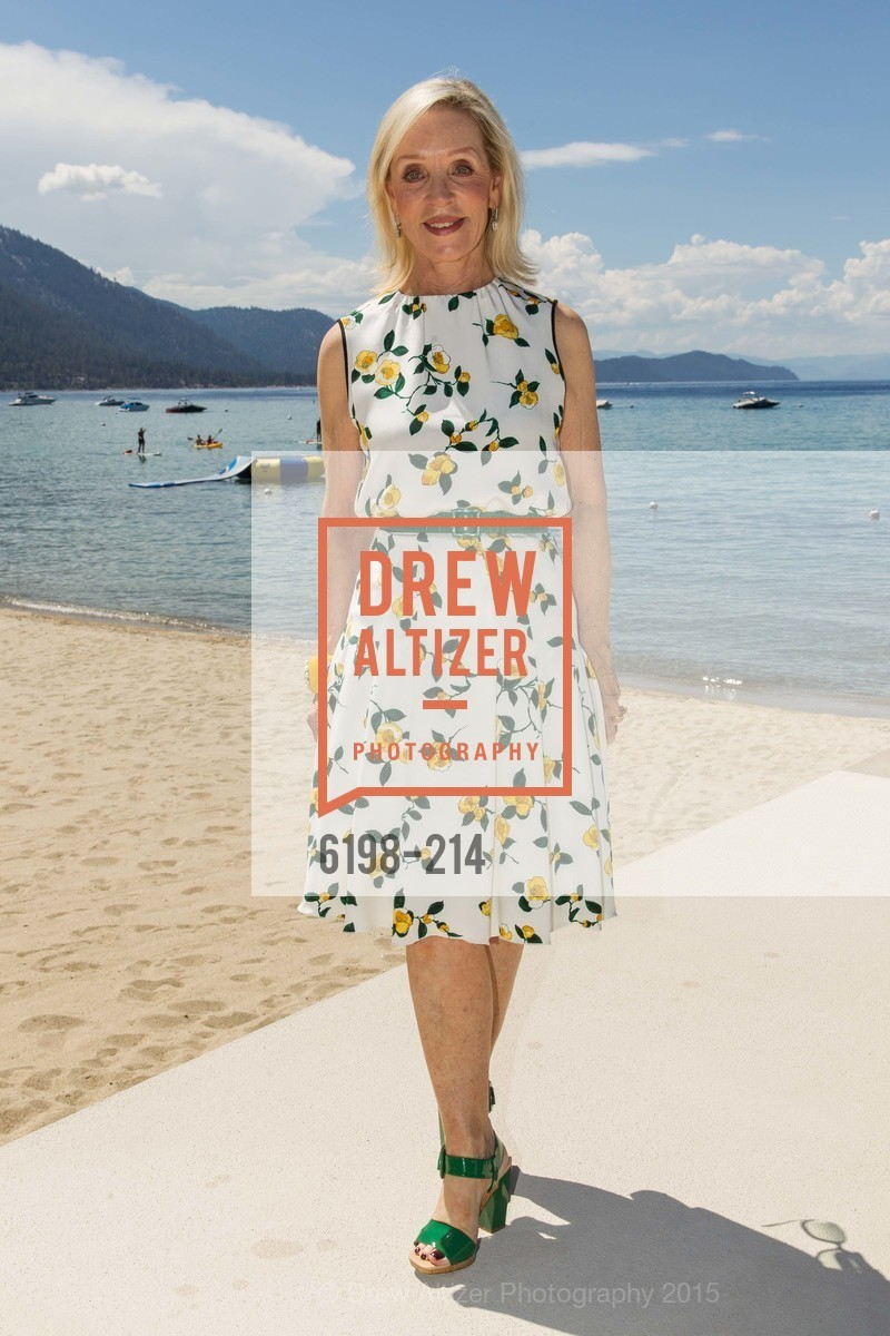 Barbara Brown, Saks Fifth Avenue and The League to Save Lake Tahoe Present Fashion on the Lake, Private Residence, August 1st, 2015,Drew Altizer, Drew Altizer Photography, full-service agency, private events, San Francisco photographer, photographer california