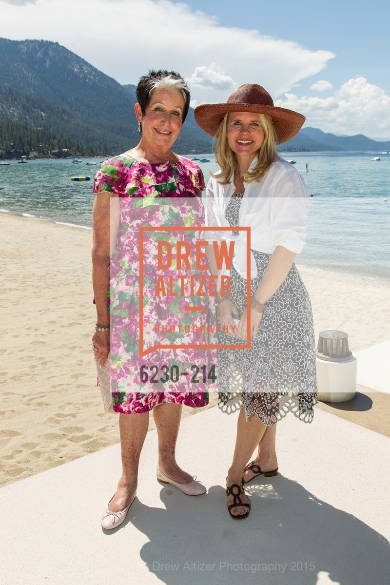 Karen Kubin, Jane Mudge, Saks Fifth Avenue and The League to Save Lake Tahoe Present Fashion on the Lake, Private Residence, August 1st, 2015,Drew Altizer, Drew Altizer Photography, full-service event agency, private events, San Francisco photographer, photographer California
