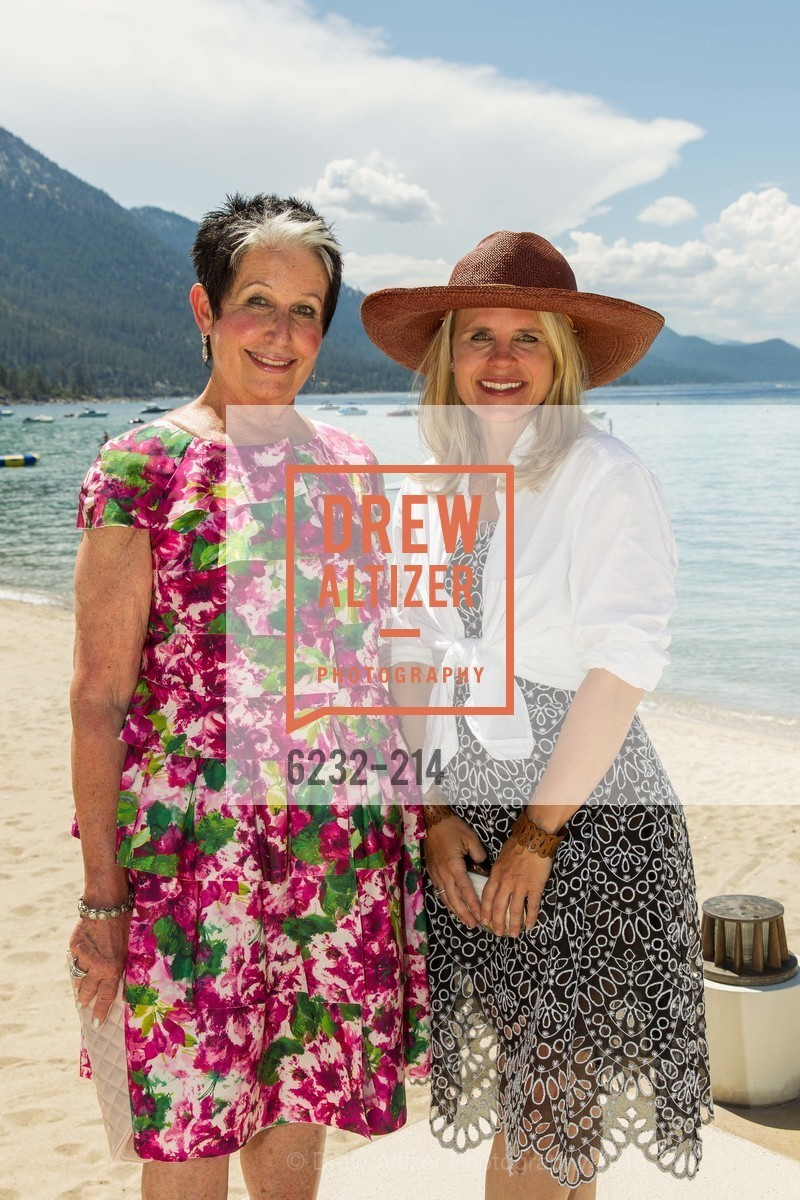 Karen Kubin, Jane Mudge, Saks Fifth Avenue and The League to Save Lake Tahoe Present Fashion on the Lake, Private Residence, August 1st, 2015,Drew Altizer, Drew Altizer Photography, full-service agency, private events, San Francisco photographer, photographer california