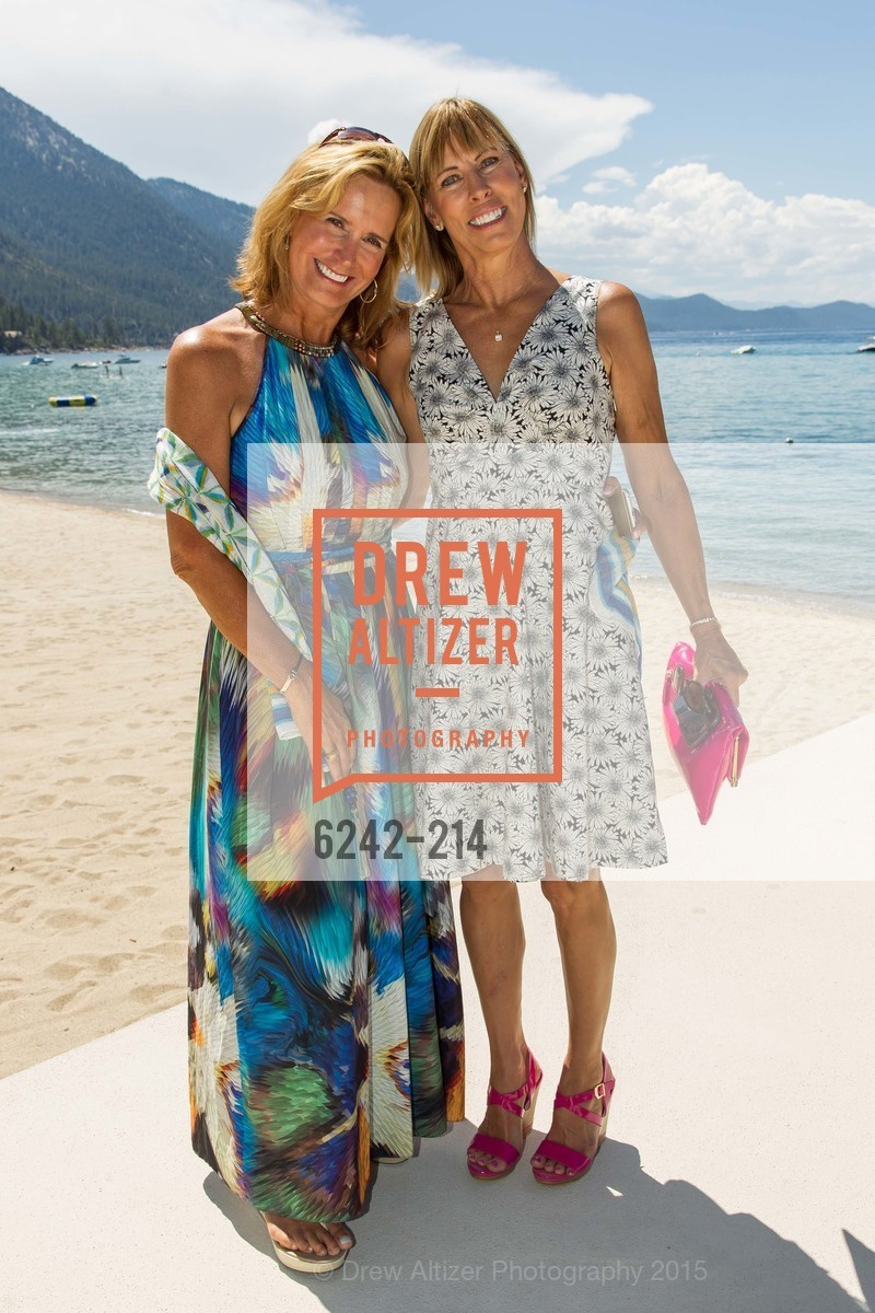 Quinn Ellis, Lauren Spear, Saks Fifth Avenue and The League to Save Lake Tahoe Present Fashion on the Lake, Private Residence, August 1st, 2015,Drew Altizer, Drew Altizer Photography, full-service agency, private events, San Francisco photographer, photographer california