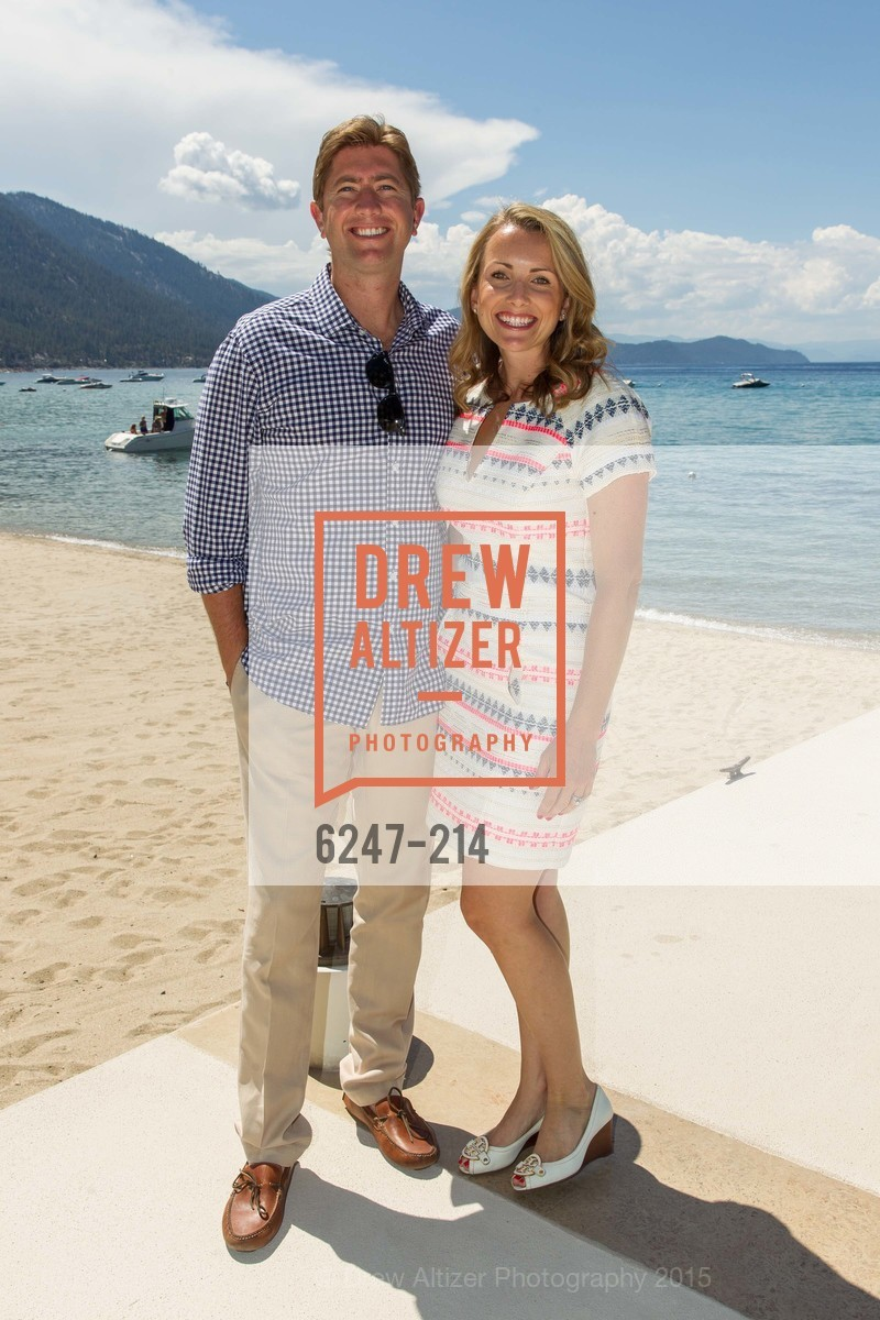 Albert King, Lindsey King, Saks Fifth Avenue and The League to Save Lake Tahoe Present Fashion on the Lake, Private Residence, August 1st, 2015,Drew Altizer, Drew Altizer Photography, full-service agency, private events, San Francisco photographer, photographer california
