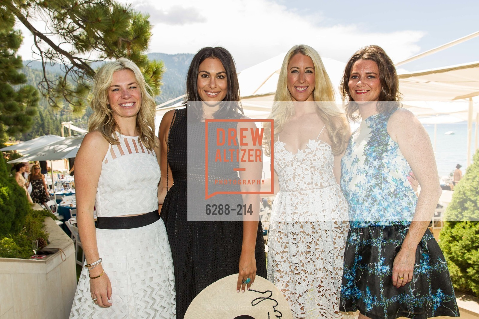 Colby Hallen, Libby Leffer, Kristen Zweig, Kirsten Strobel, Saks Fifth Avenue and The League to Save Lake Tahoe Present Fashion on the Lake, Private Residence, August 1st, 2015,Drew Altizer, Drew Altizer Photography, full-service agency, private events, San Francisco photographer, photographer california
