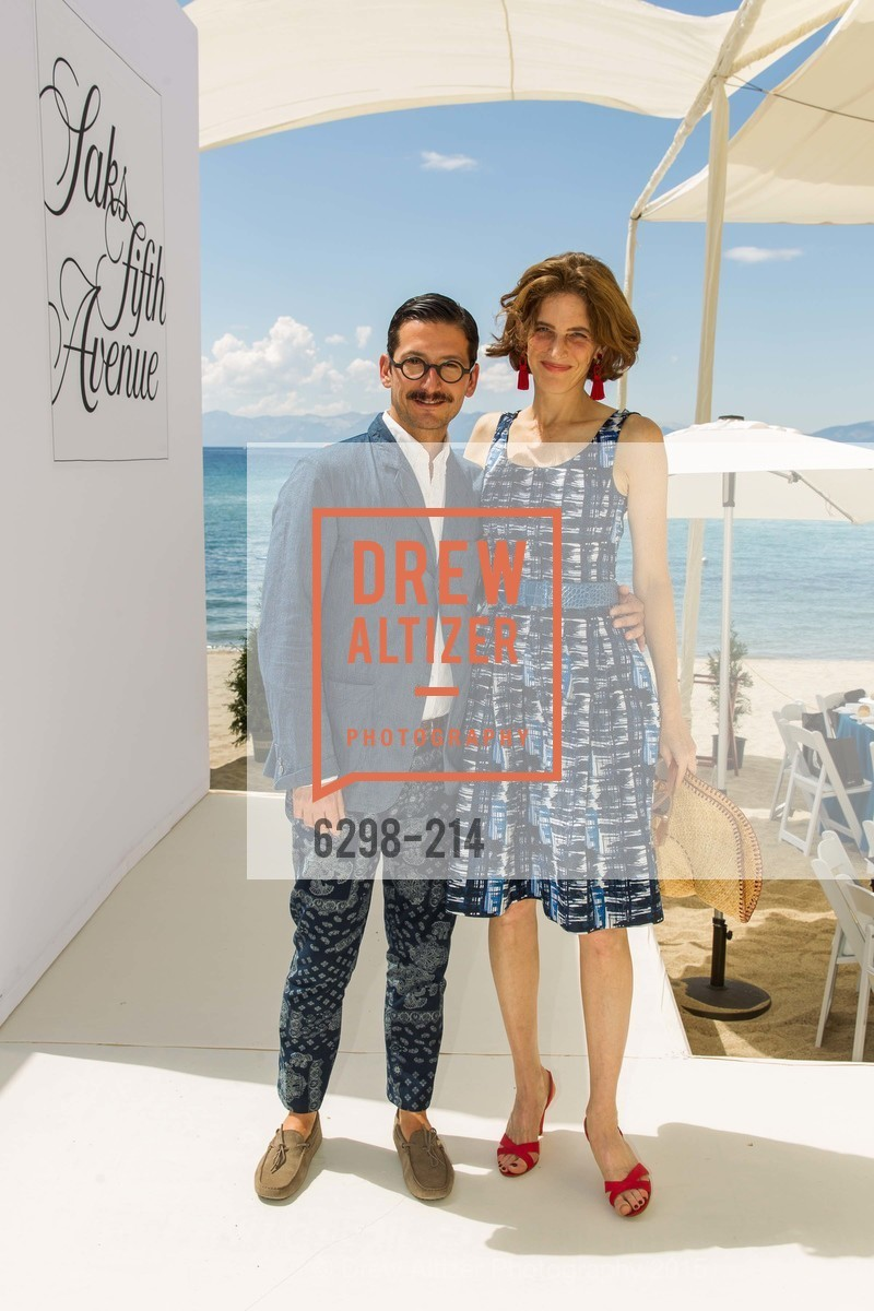 Rambert Rigoud, Eliza Bolen, Saks Fifth Avenue and The League to Save Lake Tahoe Present Fashion on the Lake, Private Residence, August 1st, 2015,Drew Altizer, Drew Altizer Photography, full-service agency, private events, San Francisco photographer, photographer california