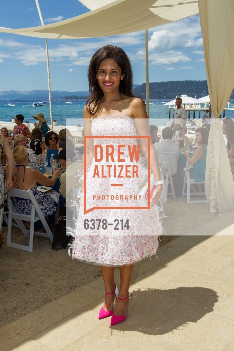 Komal Shah, Saks Fifth Avenue and The League to Save Lake Tahoe Present Fashion on the Lake, Private Residence, August 1st, 2015,Drew Altizer, Drew Altizer Photography, full-service agency, private events, San Francisco photographer, photographer california