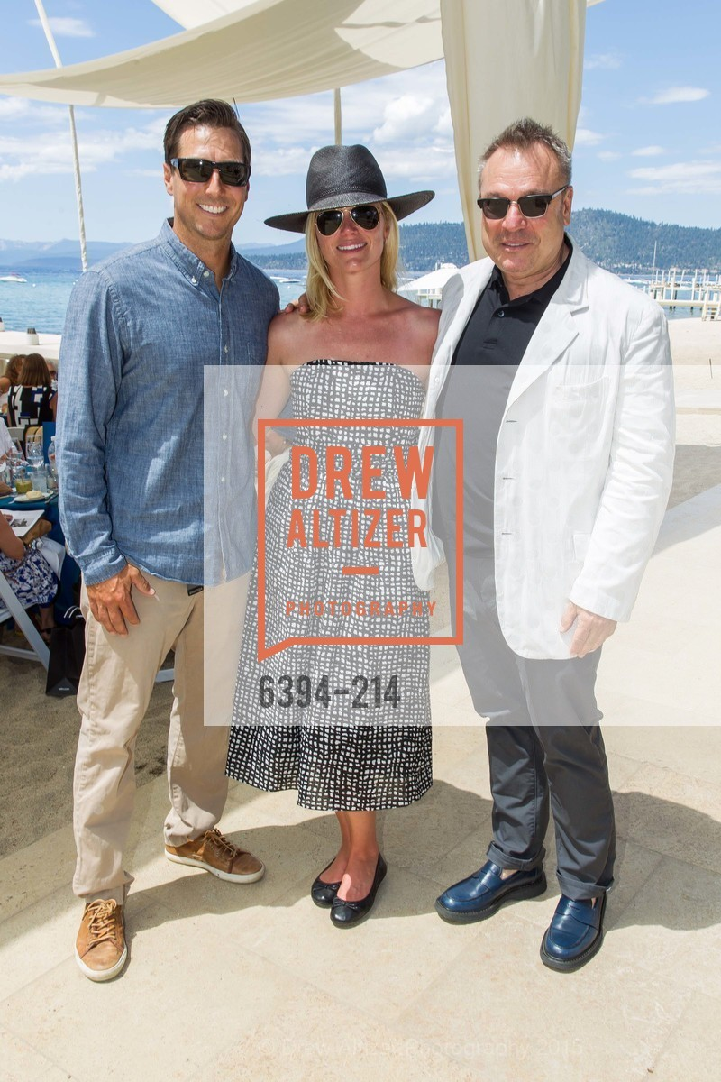 Jonny Moseley, Malia Moseley, Stanlee Gatti, Saks Fifth Avenue and The League to Save Lake Tahoe Present Fashion on the Lake, Private Residence, August 1st, 2015,Drew Altizer, Drew Altizer Photography, full-service agency, private events, San Francisco photographer, photographer california