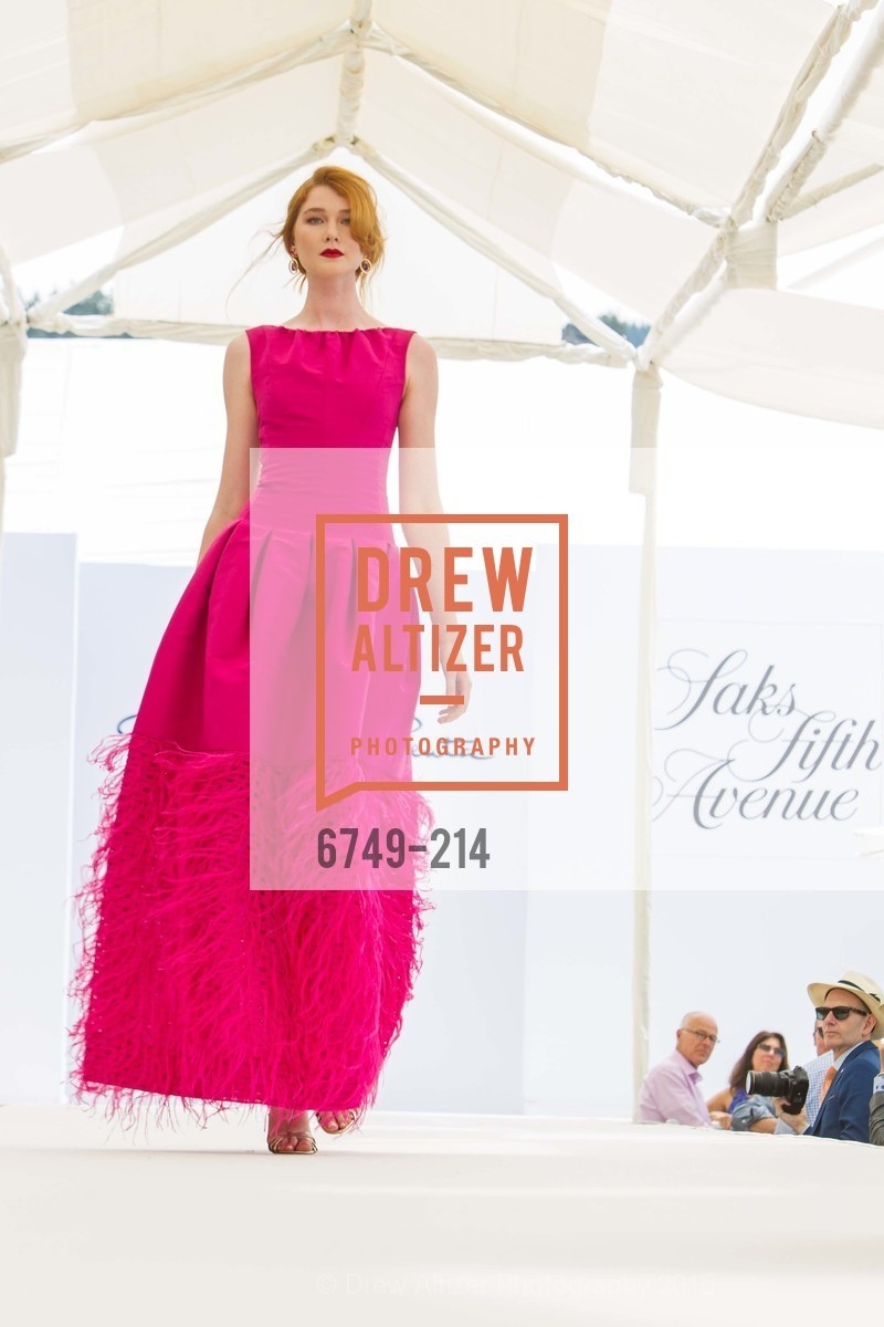 Fashion Show, Saks Fifth Avenue and The League to Save Lake Tahoe Present Fashion on the Lake, Private Residence, August 1st, 2015