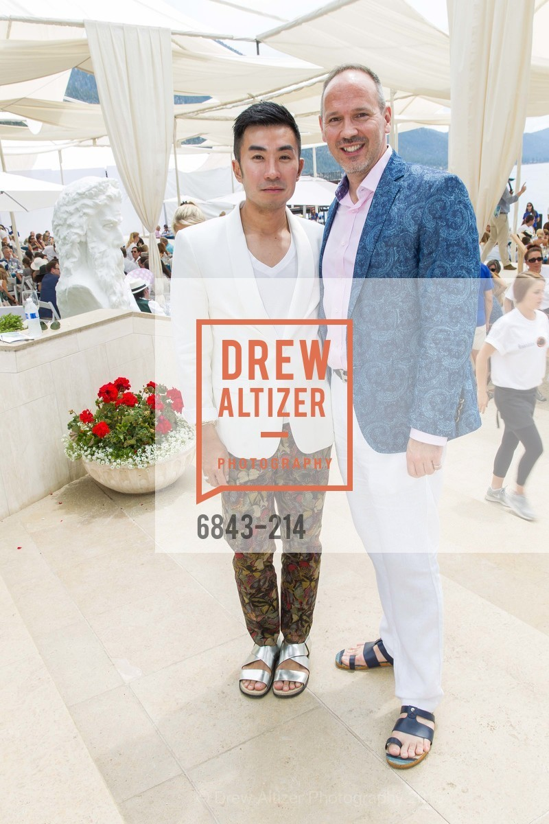 Kai Tan, Eric Ormsby, Saks Fifth Avenue and The League to Save Lake Tahoe Present Fashion on the Lake, Private Residence, August 1st, 2015,Drew Altizer, Drew Altizer Photography, full-service event agency, private events, San Francisco photographer, photographer California