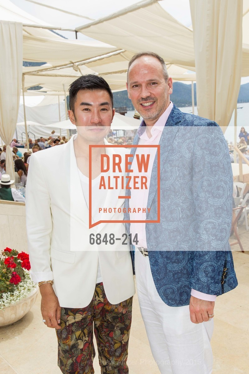 Kai Tan, Eric Ormsby, Saks Fifth Avenue and The League to Save Lake Tahoe Present Fashion on the Lake, Private Residence, August 1st, 2015,Drew Altizer, Drew Altizer Photography, full-service agency, private events, San Francisco photographer, photographer california