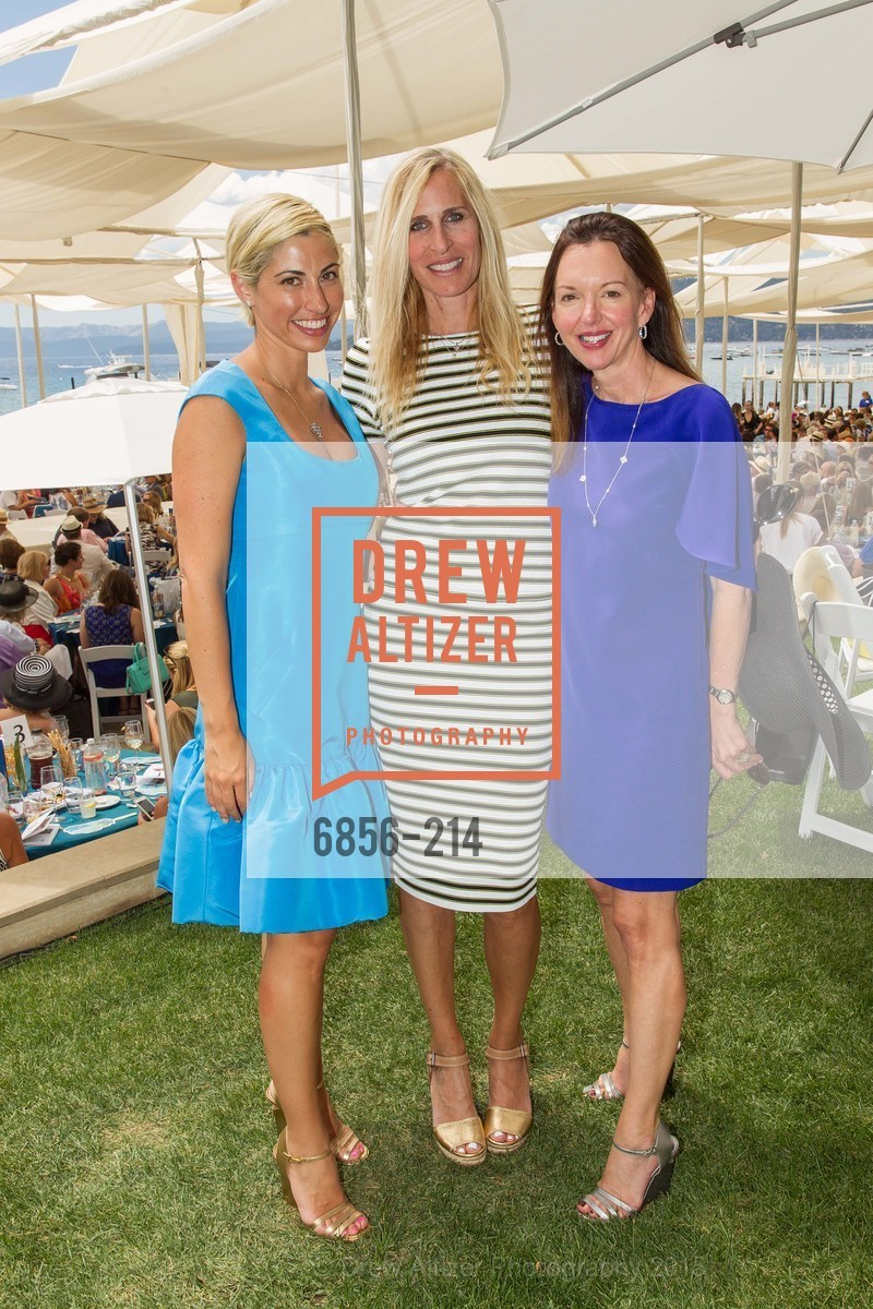 Christine Pappas Sioukas, Sarah Zeff, Jennifer Granger, Saks Fifth Avenue and The League to Save Lake Tahoe Present Fashion on the Lake, Private Residence, August 1st, 2015,Drew Altizer, Drew Altizer Photography, full-service agency, private events, San Francisco photographer, photographer california