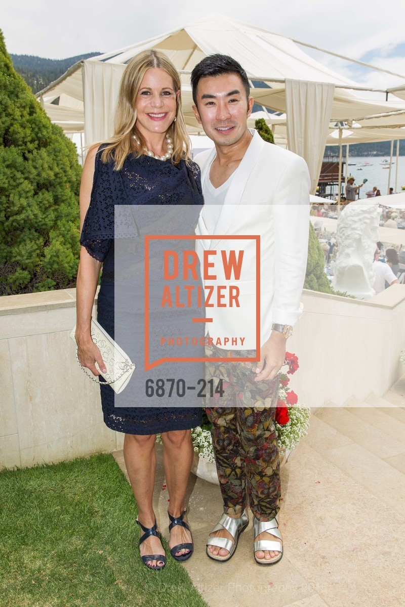 Mary Beth Shimmon, Kai Tan, Saks Fifth Avenue and The League to Save Lake Tahoe Present Fashion on the Lake, Private Residence, August 1st, 2015,Drew Altizer, Drew Altizer Photography, full-service agency, private events, San Francisco photographer, photographer california