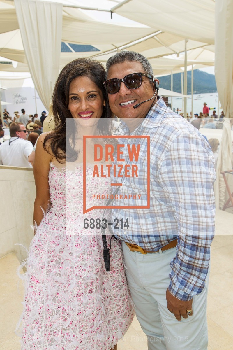 Komal Shah, Riccardo Benavides, Saks Fifth Avenue and The League to Save Lake Tahoe Present Fashion on the Lake, Private Residence, August 1st, 2015,Drew Altizer, Drew Altizer Photography, full-service agency, private events, San Francisco photographer, photographer california