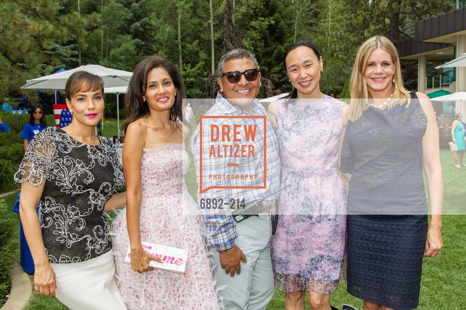 Lora DuBain, Komal Shah, Riccardo Benavides, Carolyn Chang, Mary Beth Shimmon, Saks Fifth Avenue and The League to Save Lake Tahoe Present Fashion on the Lake, Private Residence, August 1st, 2015,Drew Altizer, Drew Altizer Photography, full-service event agency, private events, San Francisco photographer, photographer California