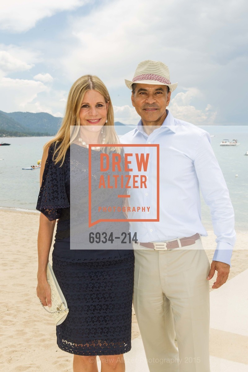 Mary Beth Shimmon, Daniel Diaz, Saks Fifth Avenue and The League to Save Lake Tahoe Present Fashion on the Lake, Private Residence, August 1st, 2015,Drew Altizer, Drew Altizer Photography, full-service agency, private events, San Francisco photographer, photographer california