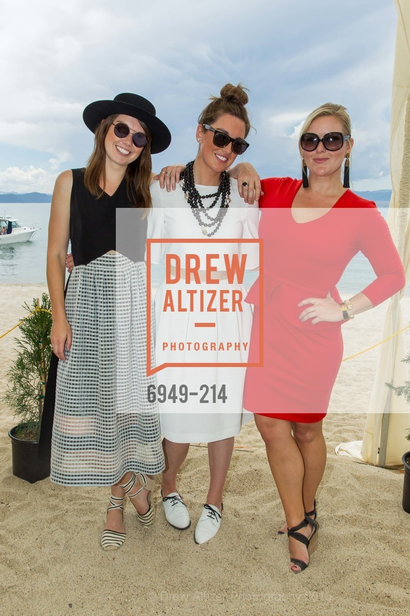 Lindsey Macfee, Justine Macfee, Liz Curtis, Saks Fifth Avenue and The League to Save Lake Tahoe Present Fashion on the Lake, Private Residence, August 1st, 2015,Drew Altizer, Drew Altizer Photography, full-service agency, private events, San Francisco photographer, photographer california