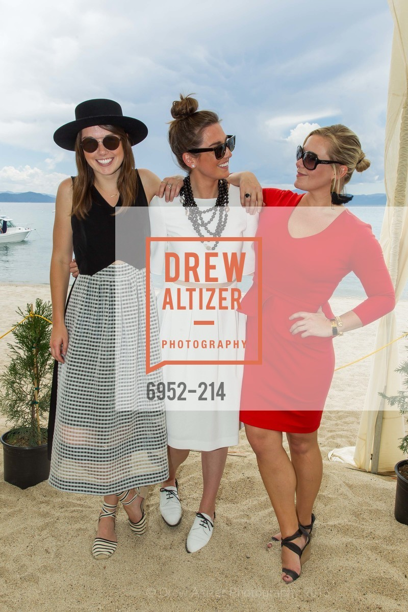 Lindsey Macfee, Justine Macfee, Liz Curtis, Saks Fifth Avenue and The League to Save Lake Tahoe Present Fashion on the Lake, Private Residence, August 1st, 2015,Drew Altizer, Drew Altizer Photography, full-service event agency, private events, San Francisco photographer, photographer California