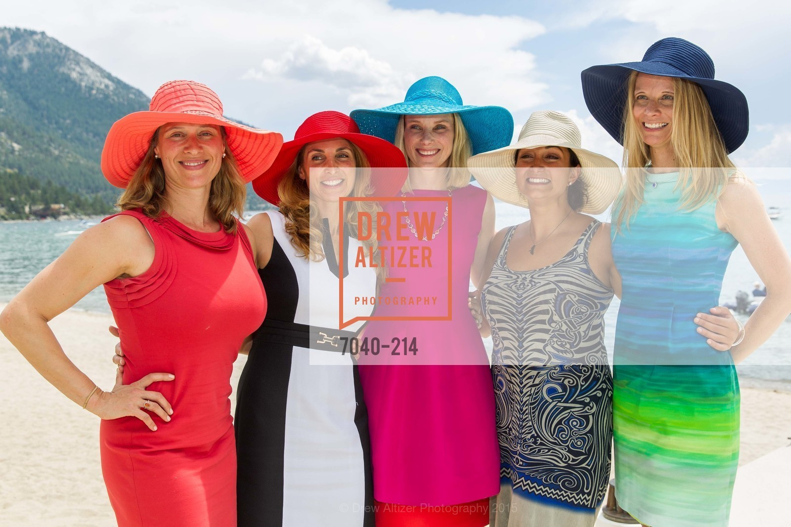 Heather Henri, Alyssa Rapp, Marissa Mayer, Shirin Oskooi, Jamie Cross, Saks Fifth Avenue and The League to Save Lake Tahoe Present Fashion on the Lake, Private Residence, August 1st, 2015,Drew Altizer, Drew Altizer Photography, full-service agency, private events, San Francisco photographer, photographer california