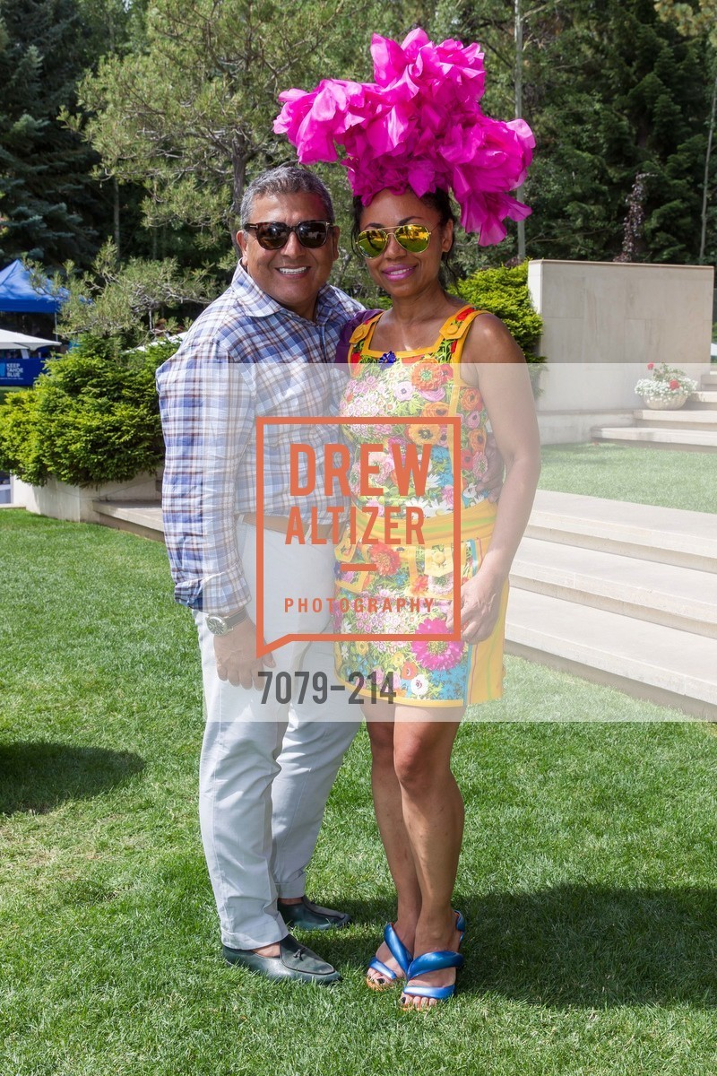 Riccardo Benavides, Tanya Powell, Saks Fifth Avenue and The League to Save Lake Tahoe Present Fashion on the Lake, Private Residence, August 1st, 2015