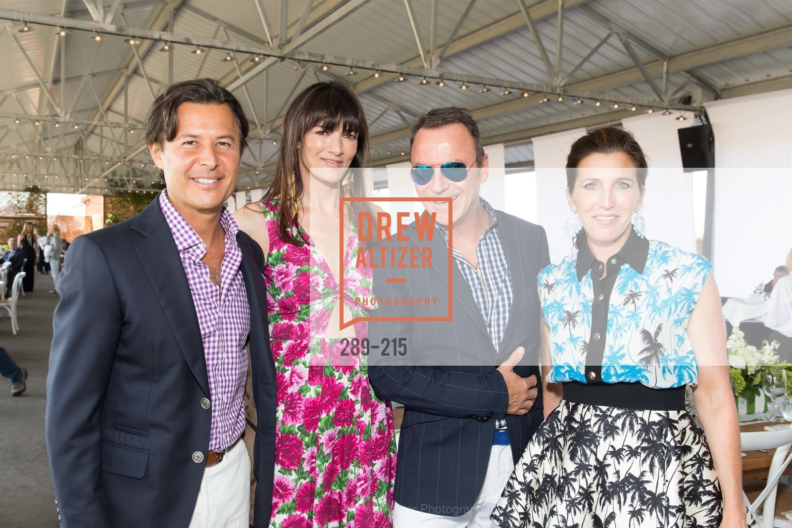 Roger Barnett, Gwen McCaw, Colin Cowie, Sloan Barnett, 2015 GIANT STEPS Charity Classic presented by Hermes, Sonoma Horse Park. 7600 Lakeville Highway, August 1st, 2015,Drew Altizer, Drew Altizer Photography, full-service agency, private events, San Francisco photographer, photographer california