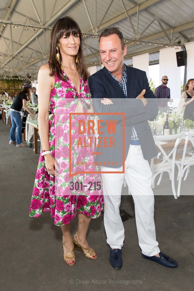 Gwen McCaw, Colin Cowie, 2015 GIANT STEPS Charity Classic presented by Hermes, Sonoma Horse Park. 7600 Lakeville Highway, August 1st, 2015,Drew Altizer, Drew Altizer Photography, full-service event agency, private events, San Francisco photographer, photographer California