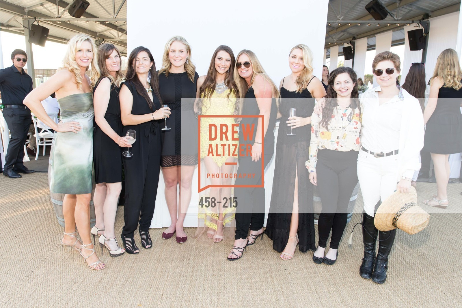 Hope Glynn, Olivia Hellman, Helen McEvoy, Alex Maida, Erin Bland, 2015 GIANT STEPS Charity Classic presented by Hermes, Sonoma Horse Park. 7600 Lakeville Highway, August 1st, 2015,Drew Altizer, Drew Altizer Photography, full-service agency, private events, San Francisco photographer, photographer california