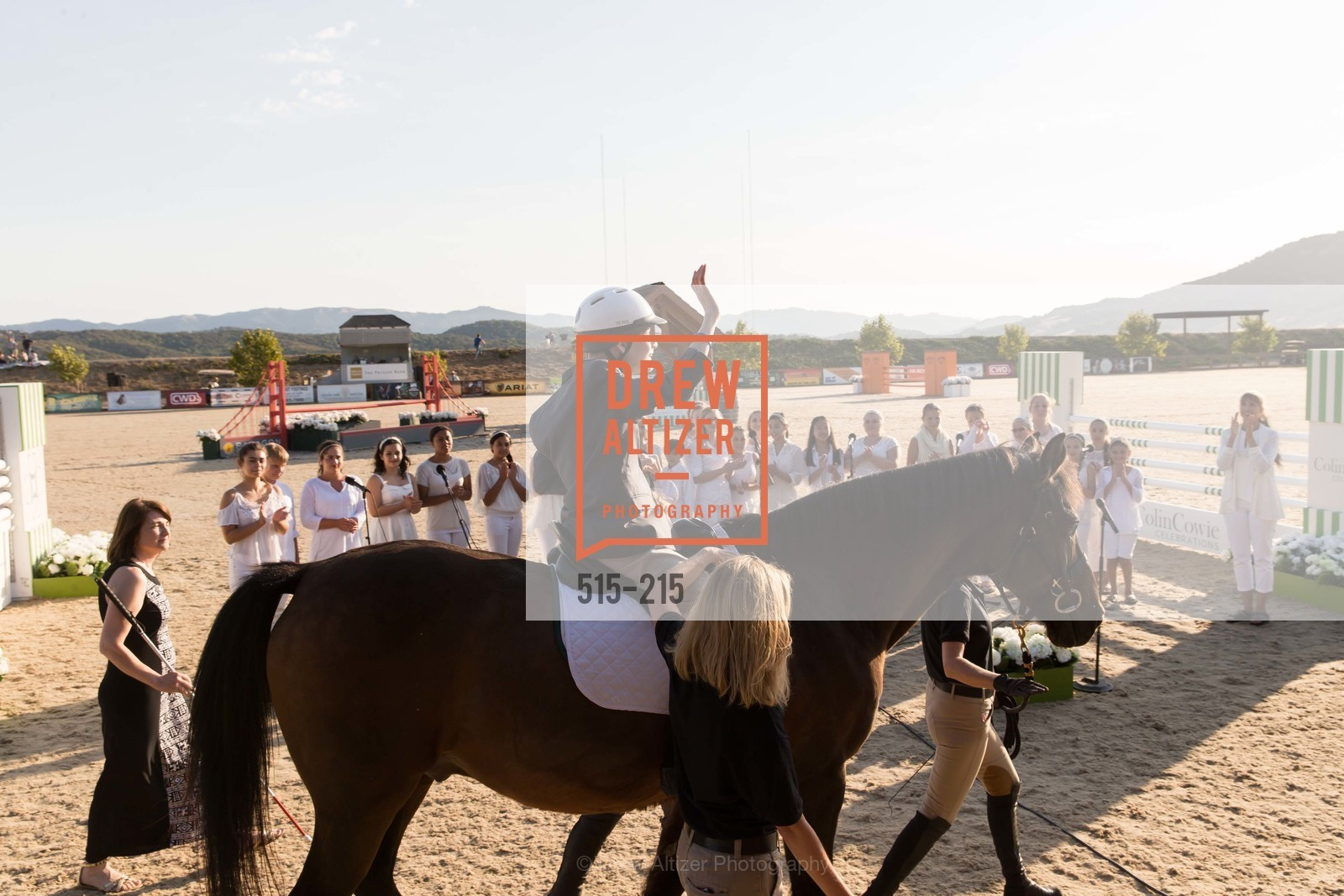Atmosphere, 2015 GIANT STEPS Charity Classic presented by Hermes, Sonoma Horse Park. 7600 Lakeville Highway, August 1st, 2015