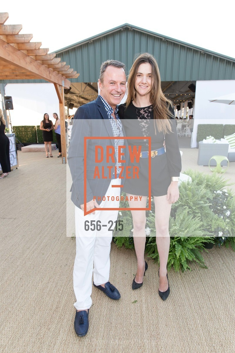 Colin Cowie, Ashley Herman, 2015 GIANT STEPS Charity Classic presented by Hermes, Sonoma Horse Park. 7600 Lakeville Highway, August 1st, 2015,Drew Altizer, Drew Altizer Photography, full-service agency, private events, San Francisco photographer, photographer california