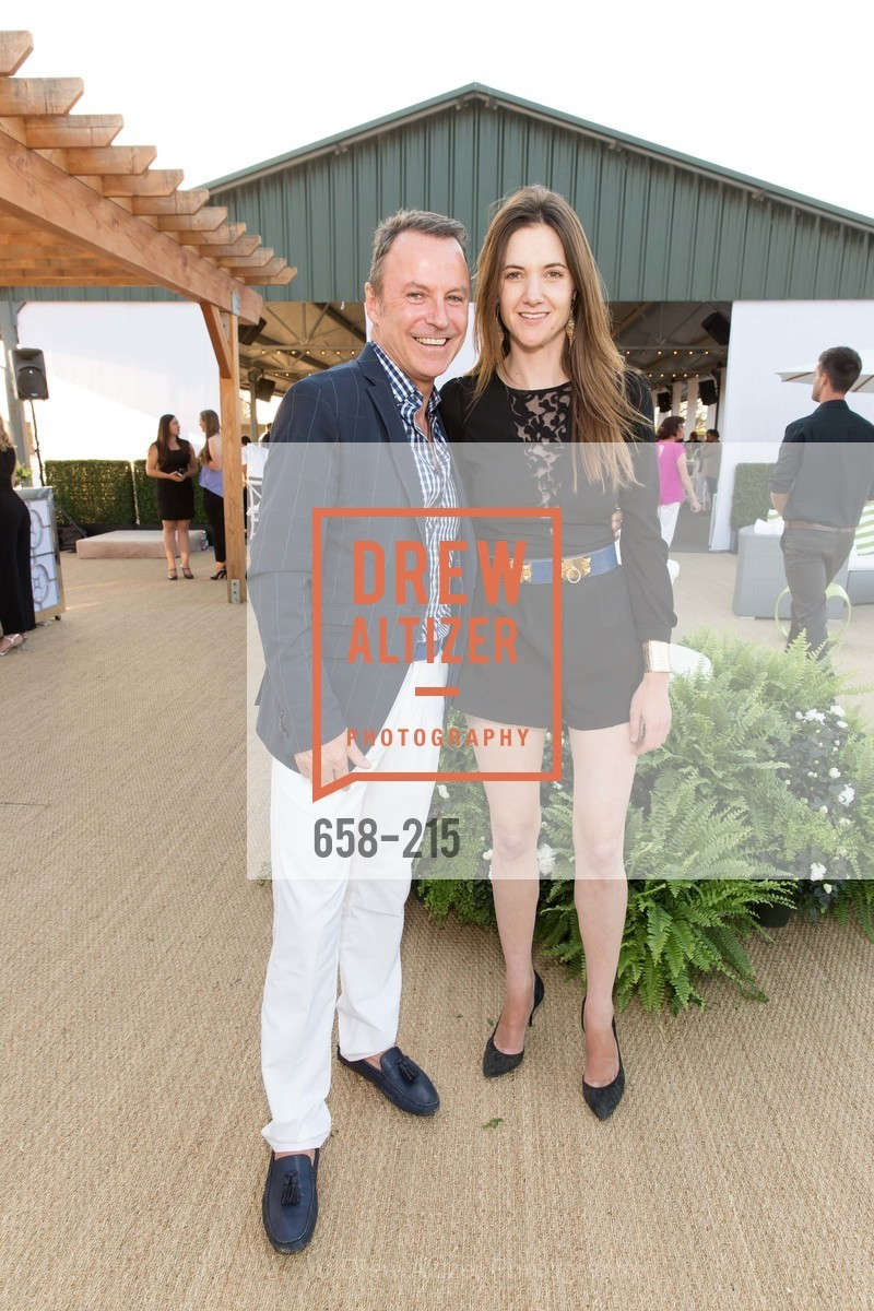 Colin Cowie, Ashley Herman, 2015 GIANT STEPS Charity Classic presented by Hermes, Sonoma Horse Park. 7600 Lakeville Highway, August 1st, 2015,Drew Altizer, Drew Altizer Photography, full-service event agency, private events, San Francisco photographer, photographer California