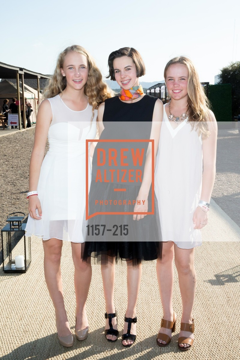 Grace Peak, Ransome Rombauer, Camille Shelton, 2015 GIANT STEPS Charity Classic presented by Hermes, Sonoma Horse Park. 7600 Lakeville Highway, August 1st, 2015,Drew Altizer, Drew Altizer Photography, full-service event agency, private events, San Francisco photographer, photographer California