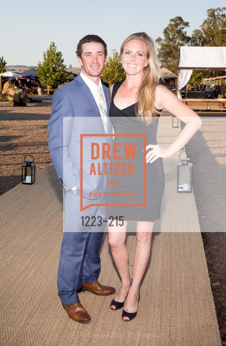 Matt Sereni, Carly Bechtel, 2015 GIANT STEPS Charity Classic presented by Hermes, Sonoma Horse Park. 7600 Lakeville Highway, August 1st, 2015,Drew Altizer, Drew Altizer Photography, full-service agency, private events, San Francisco photographer, photographer california