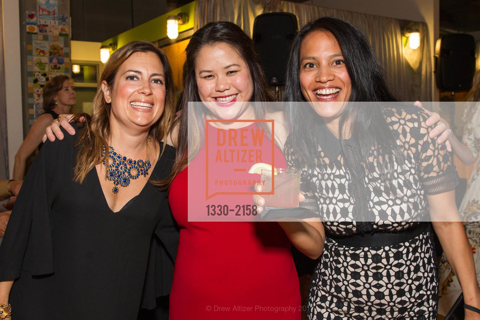 Kristin McGuire, Kathy Tran, Sarah Sotto, Photo #1330-2158