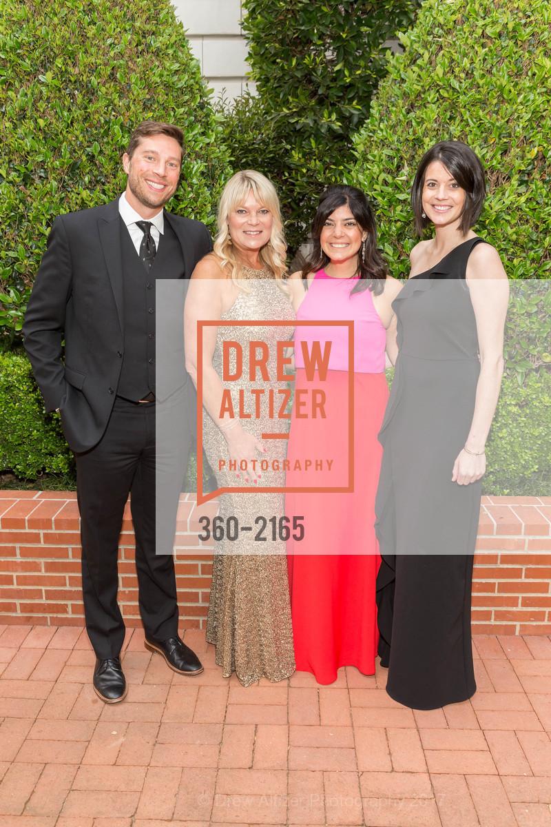 Gavin Griffin, Jill Lake, Gina Ciccarelli, Hilary Andrews, Photo #360-2165