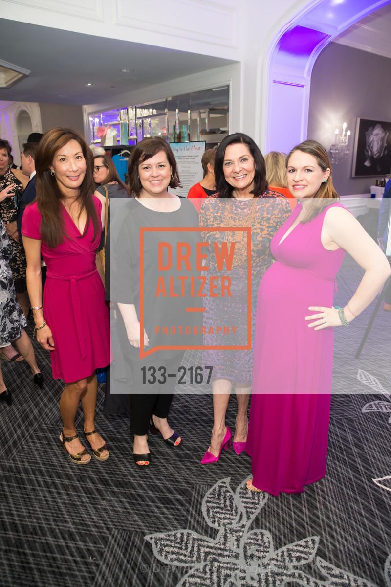 Patti Lee, Natasha Miller, Pamela Culp, Allison Lamm, Photo #133-2167