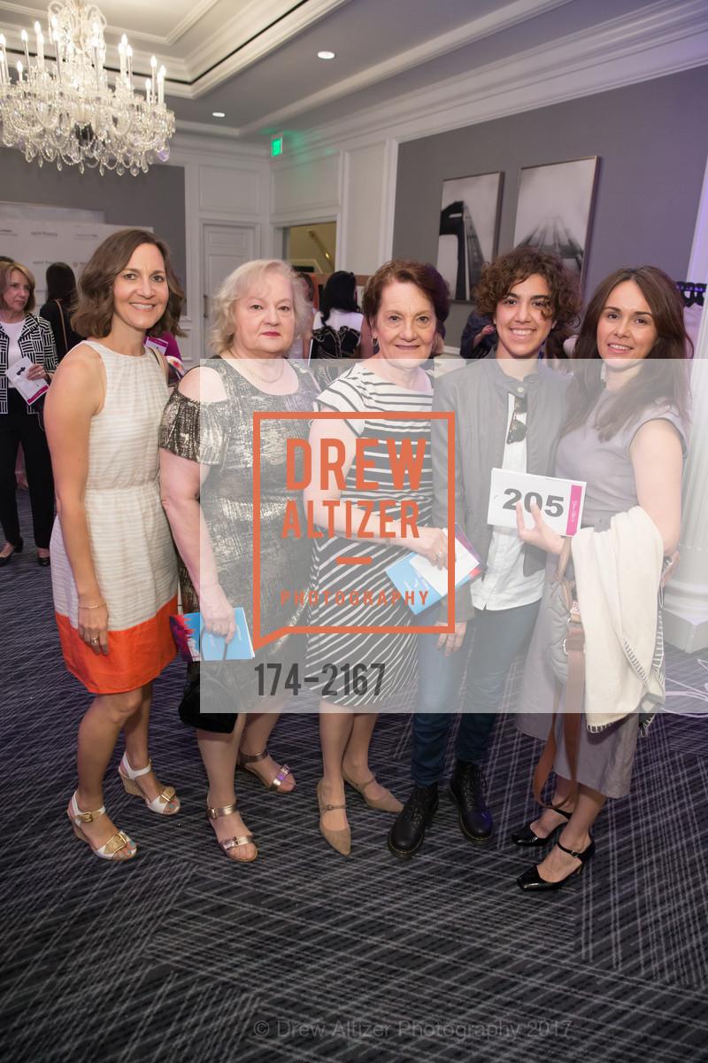 Stephanie Kizleta, Paula Pilari, Lina Antenelli, Louisa Pilari, Maureen Pilari, Photo #174-2167