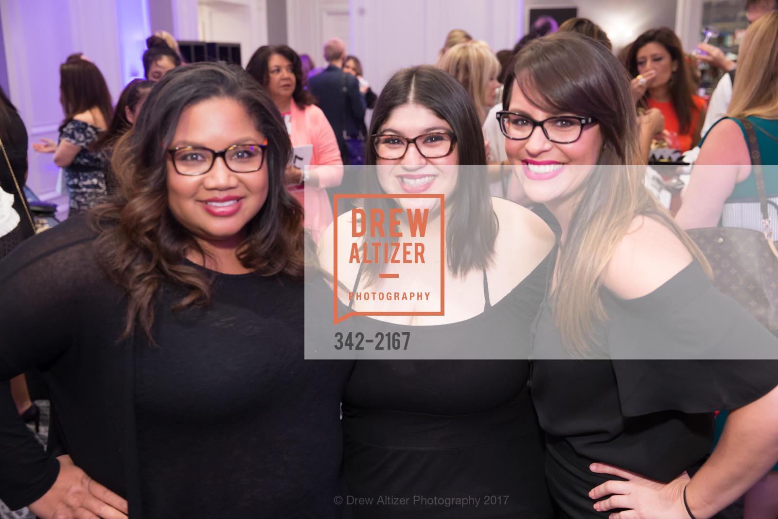 Tiffany Purdy, Janet Marisco, Maria Padilla, Photo #342-2167