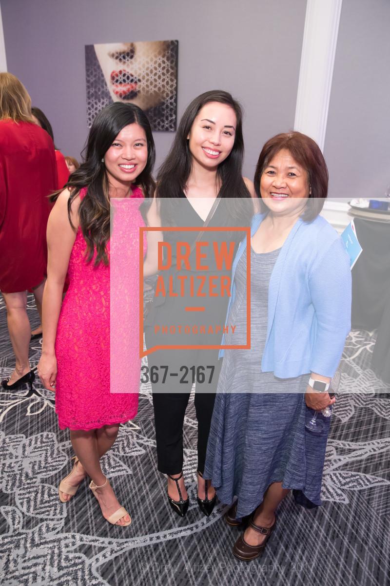 Jennifer Verano, Allison Stringer, Minda Dela Chasis, Photo #367-2167