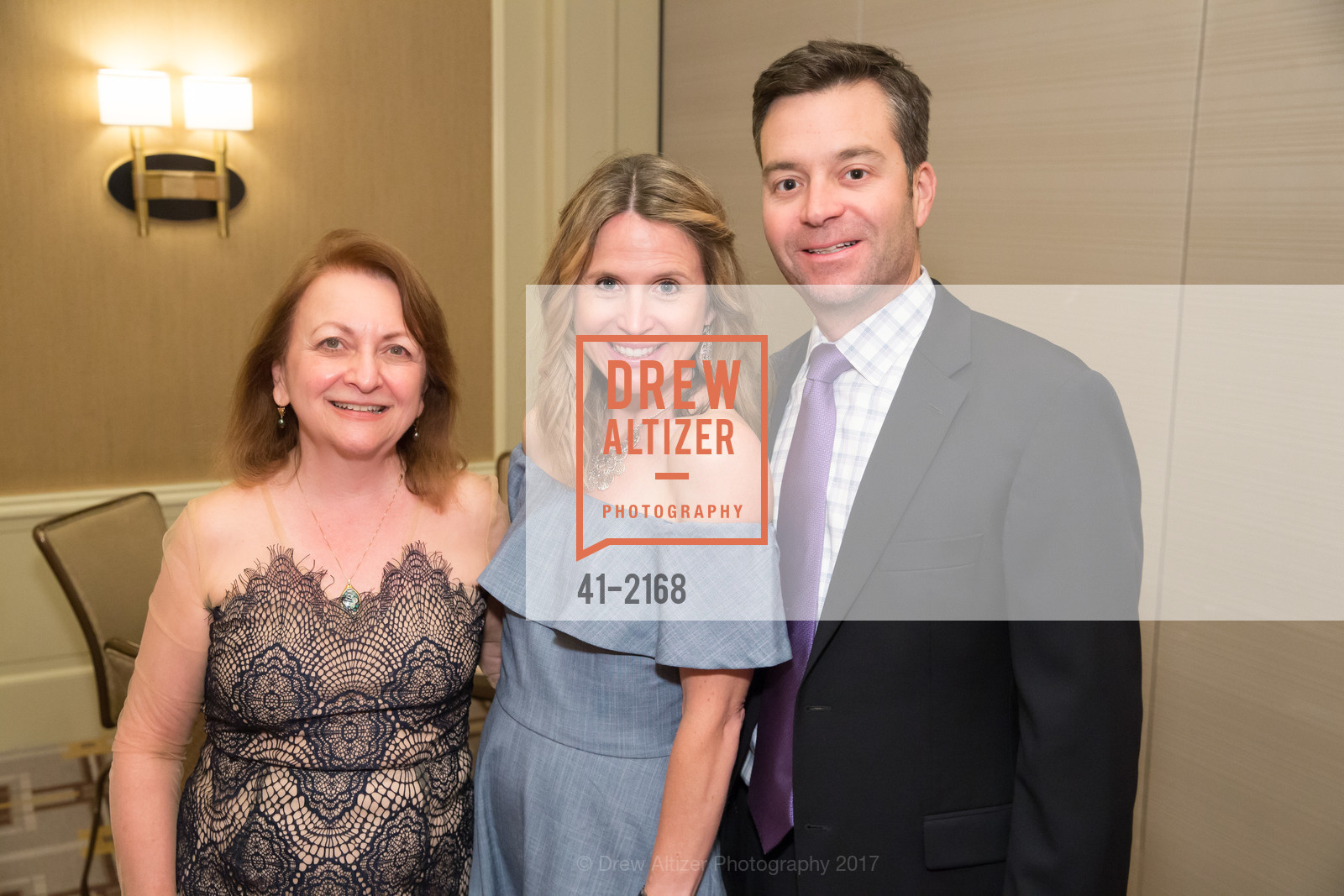 Mary Ann Grossman, Kathryn Eden, Greg Eden, Photo #41-2168