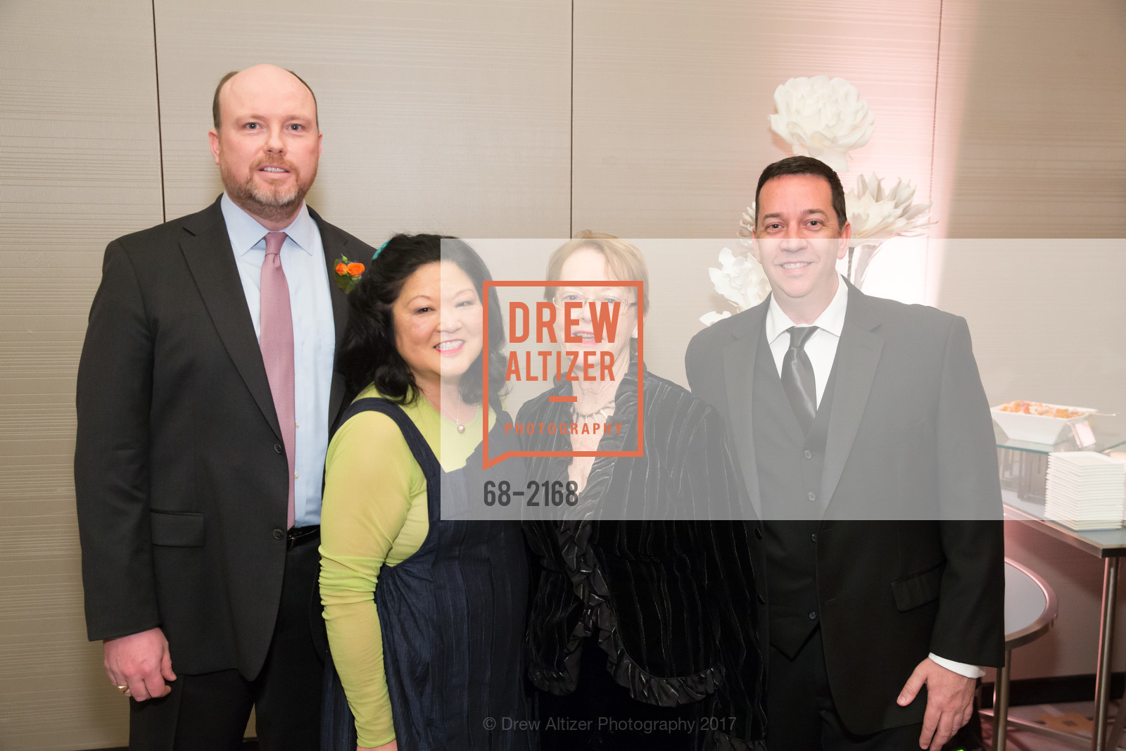 Christopher Borg, Katherine Aizawa, Patricia Lee, Tim Eischens, Photo #68-2168