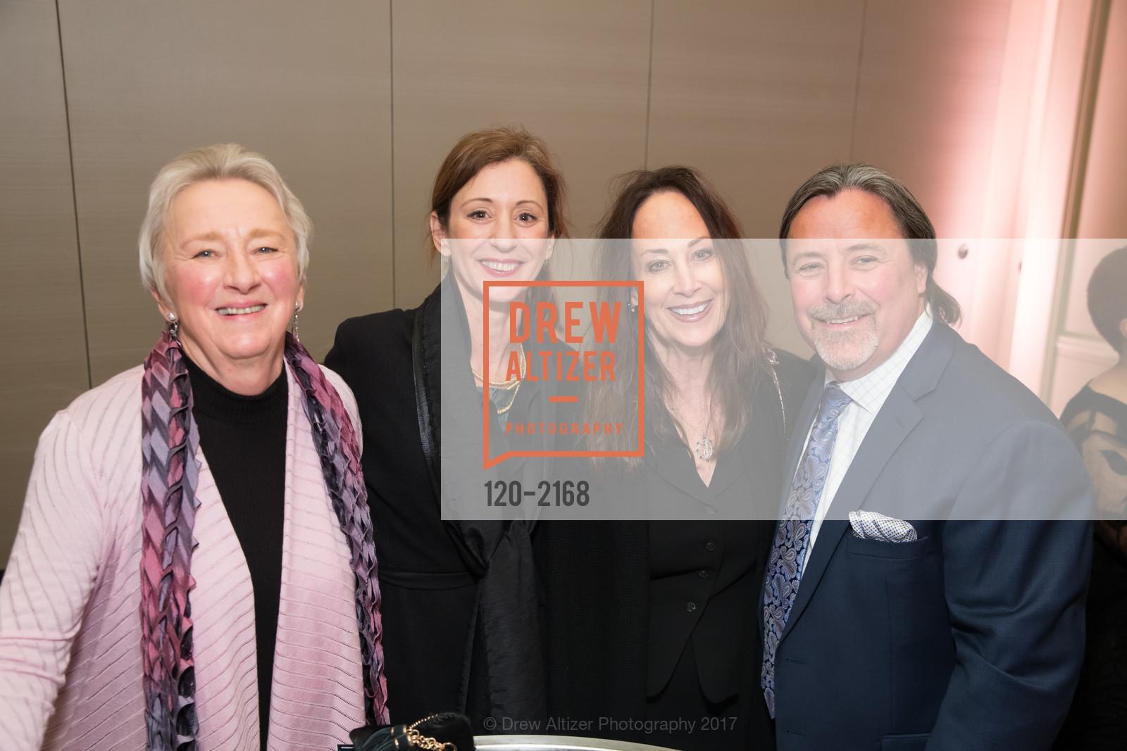 Ruth Felt, Sonia Fava, Judith Harding, Matt Reinhardt, Photo #120-2168