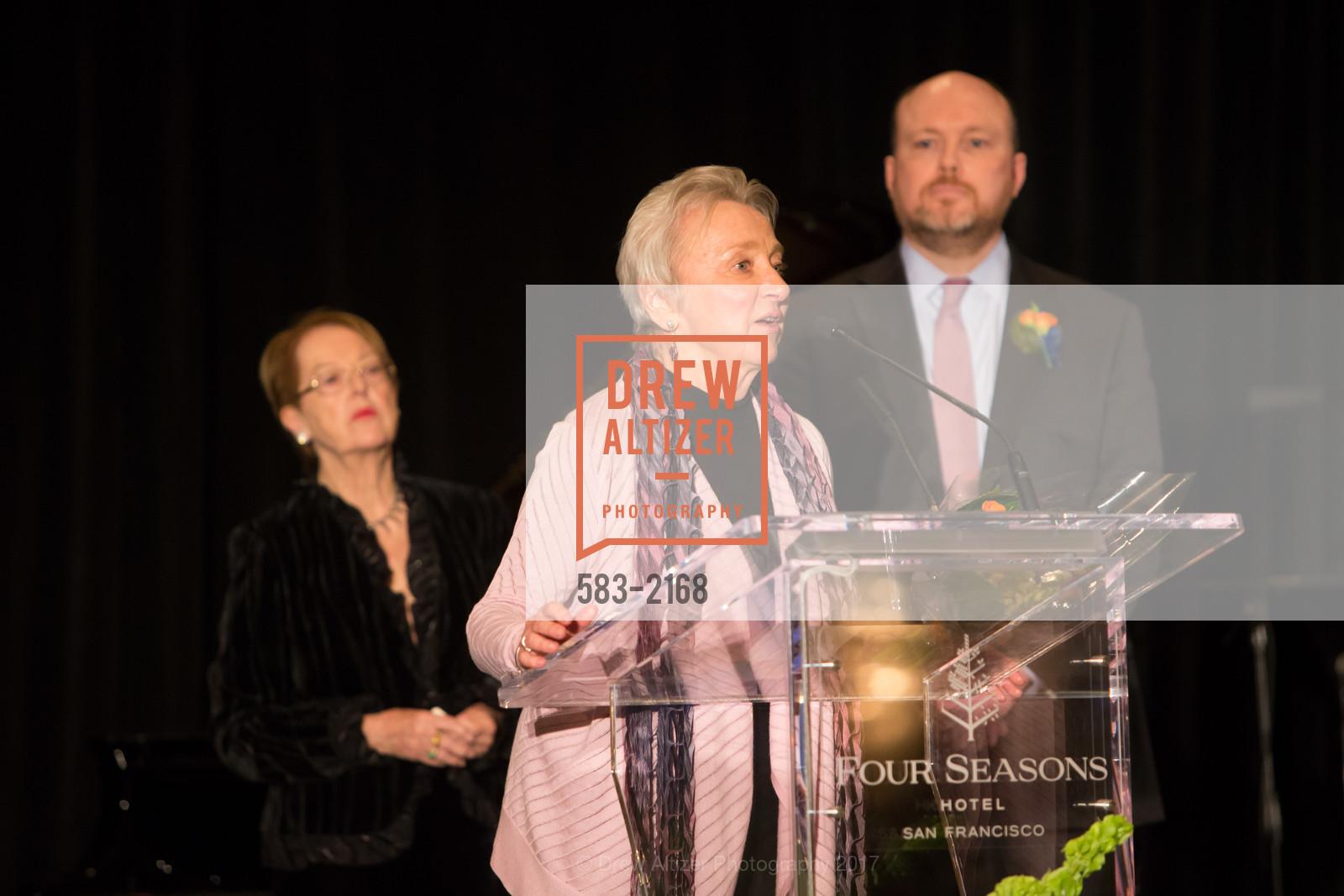 Patricia Lee, Christopher Borg, Ruth Felt, Photo #583-2168
