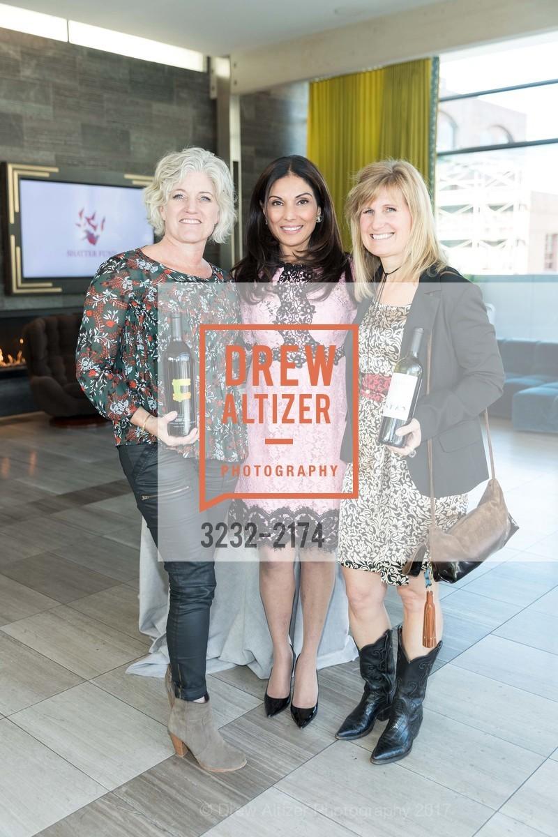 Eileen Chiarello, Shelly Kapoor Collins, Nicole DeMeo, Photo #3232-2174