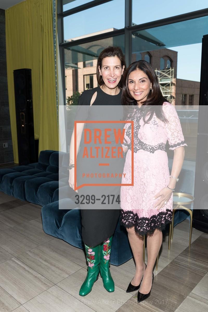 Tina Sharkey, Shelly Kapoor Collins, Photo #3299-2174