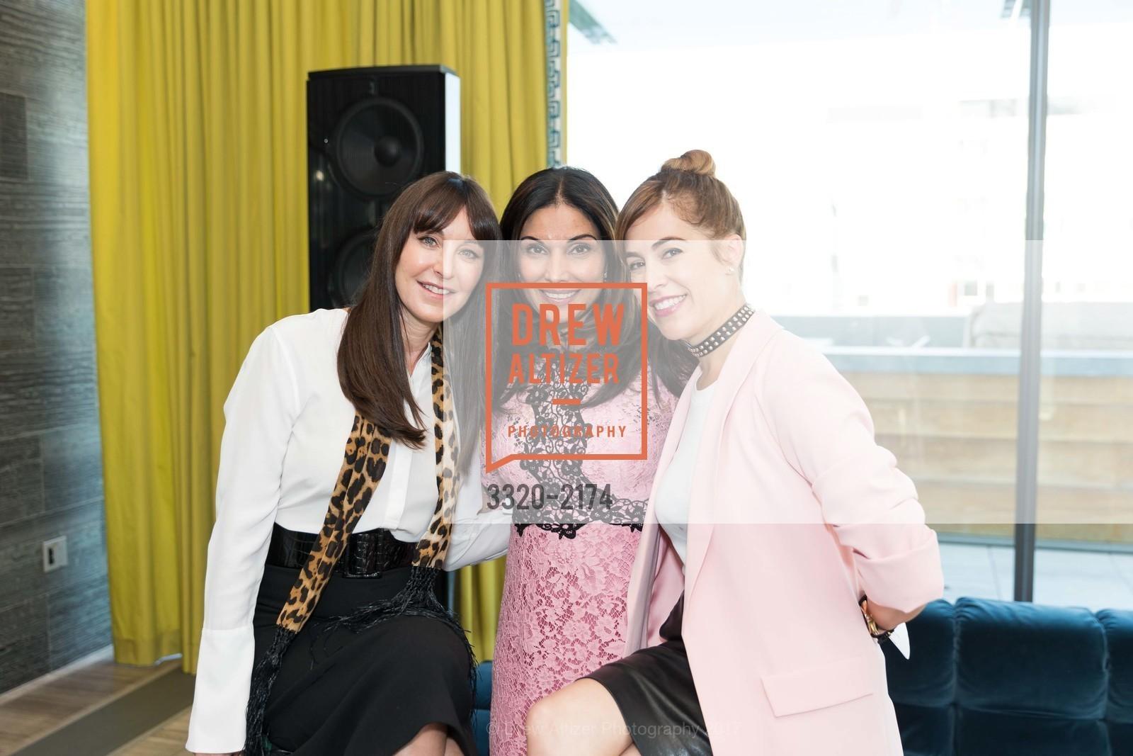 Tamara Collins, Shelly Kapoor Collins, Alison Pincus, Photo #3320-2174