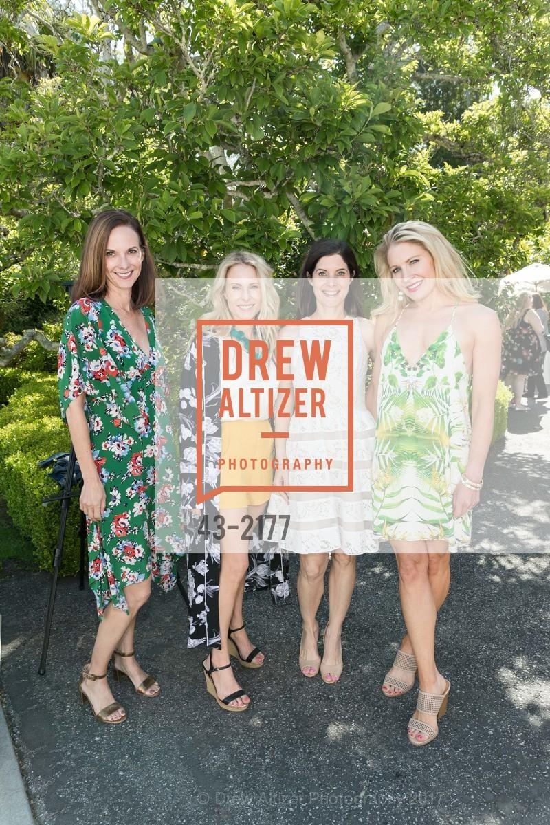 Tiffany Marsay, Karen Folgner, Cynthia Simon, Julie Ann Dougery, Photo #43-2177