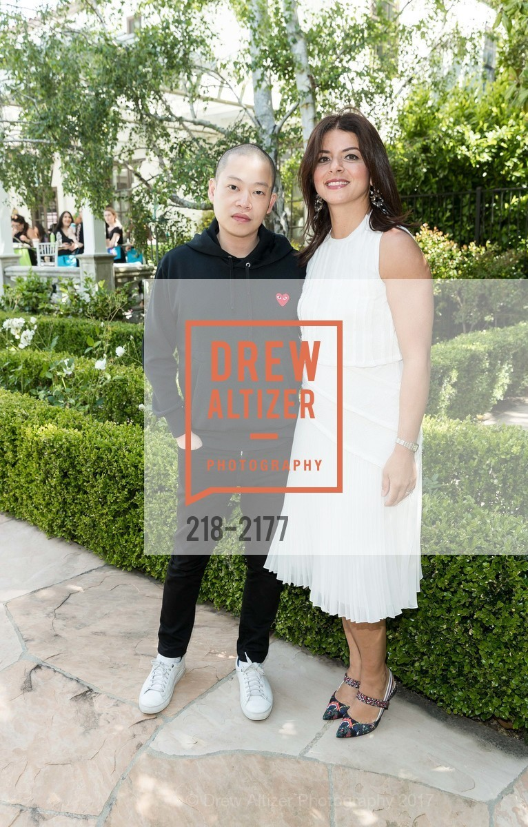 Jason Wu, Gloria Malouf, Photo #218-2177