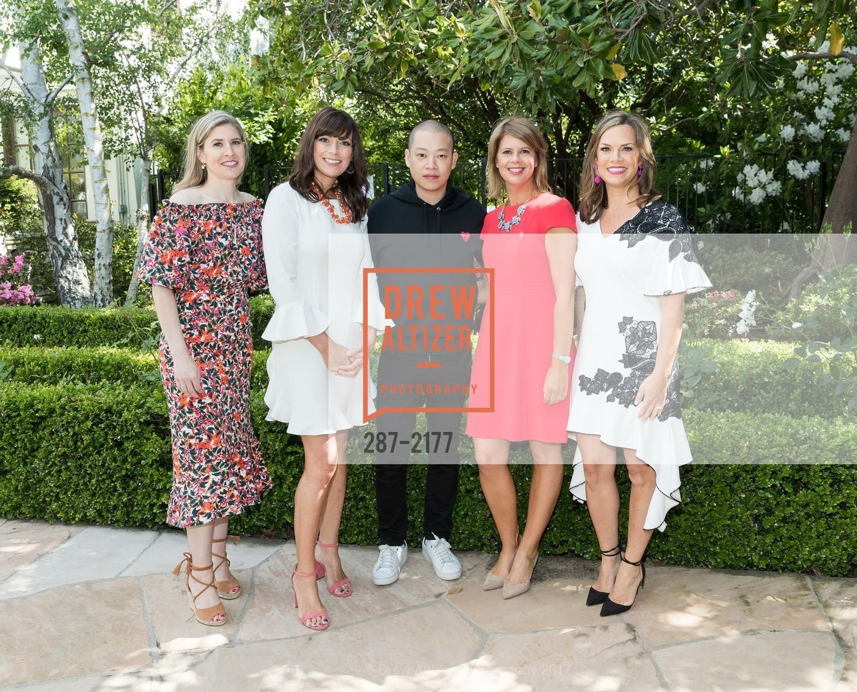 Francie Jain, Meghan Crowell, Jason Wu, Kelly Markson, Renee Fischer, Photo #287-2177